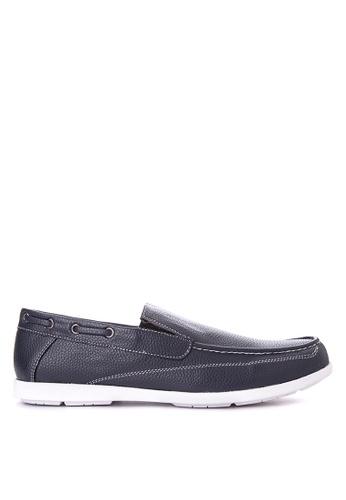 H2Ocean blue Taber Boat Shoes H2527SH0JKYNPH_1