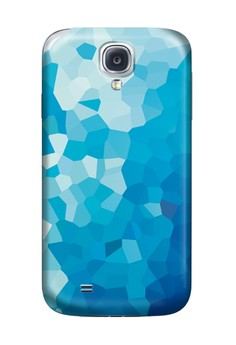 Stained Glass Glossy Hard Case for Samsung Galaxy S4