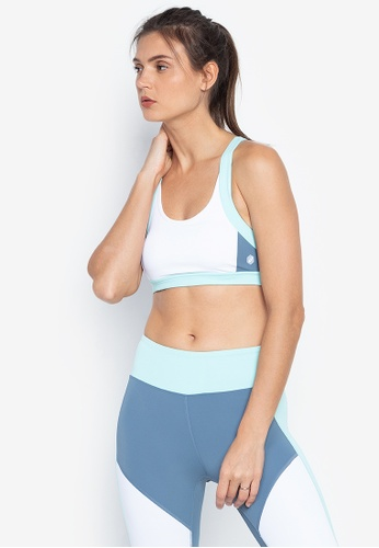 0f24965f6a Shop Asics Color Block Sports Bra 2 Online on ZALORA Philippines