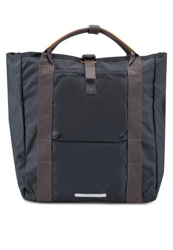 "Rawrow grey Rail 2Way 600 Cordura 13"" Backpack 1E1D1ACF930D52GS_1"