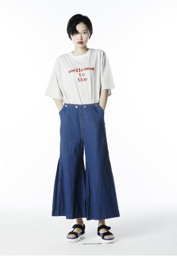 像素文字精緻TEE、 服飾、 T-shirtrocketxlunch像素文字設計TEE最新折價