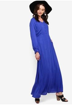 d26d9519396e Zalia blue A-Line Dress 3876AAA2ED130CGS 1
