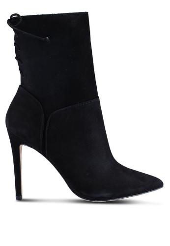 ALDO 黑色 Angnes 洋裝 靴子 00B9ASH1666E33GS_1
