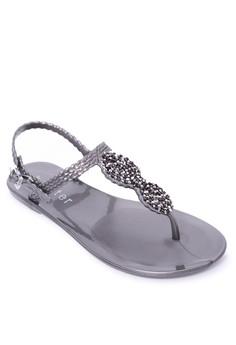 Grecian Flat Sandals
