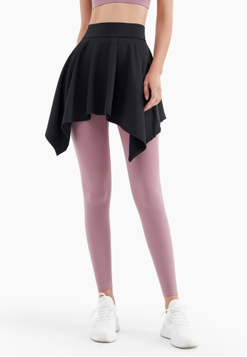 HAPPY FRIDAYS Lace Up Sports Culottes DK-WQ01 3FF83AA6AAE2E3GS_1