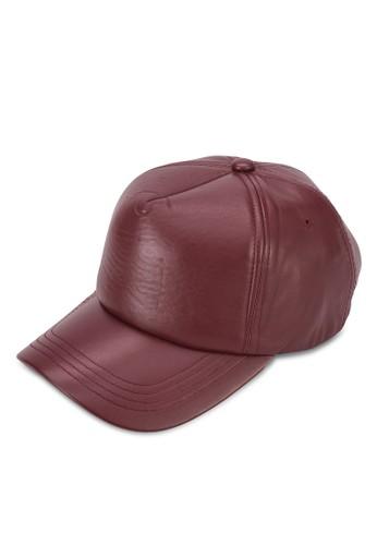 經典簡約PU 鴨esprit outlet尖沙咀舌帽, 飾品配件, 鴨舌帽