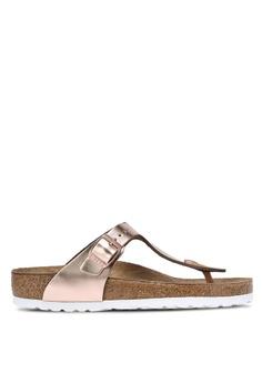 715eaf7101ac Birkenstock brown Gizeh Sandals BI090SH0RCOIMY 1