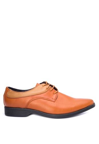 H2Ocean brown Kiley Shoes H2527SH0K3DZPH_1