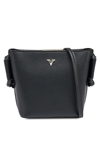 Verchini black Savvy Party Bag 9EAAFACBEF96C3GS_1