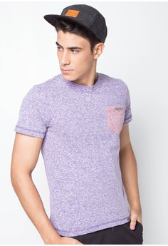 Snow Heather Tee