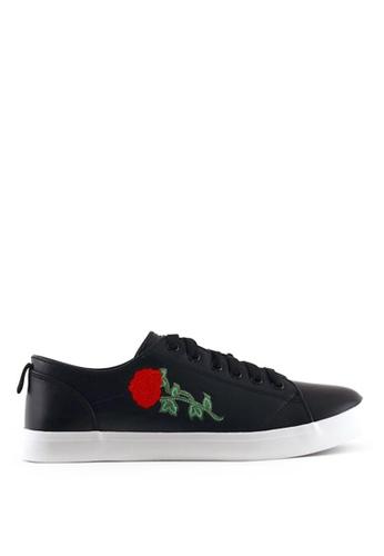 World Balance black Louvelle L Sneakers 56EA9SH6352526GS_1