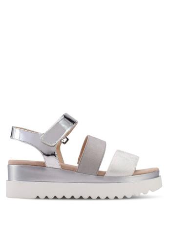 Call It Spring silver Yboreni Sandals E63D1SHE462ABDGS_1