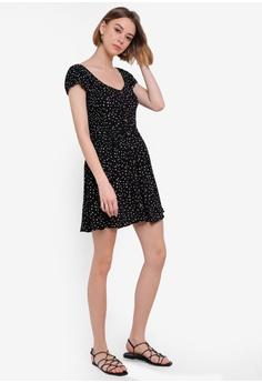 c8893126a59 35% OFF Brave Soul Pinta Spotted Dress HK  389.00 NOW HK  252.90 Sizes XS S  M L