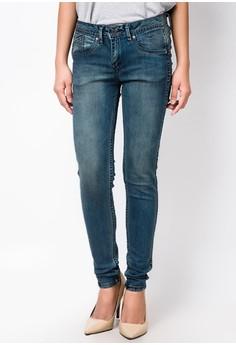 Reversible 10 Pocket Skinny Jeans