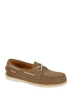 Mens Premium Docksides (Crest) Boat Shoes