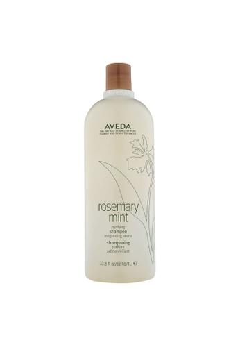 AVEDA green Rosemary Mint Purifying Shampoo 1000ml 8511FBE5EB9F8DGS_1