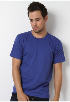 Regular Round-Neck Shirt