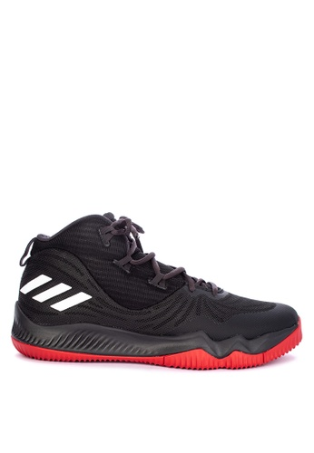adidas black adidas d rose dominate iii 76E45SHDE62B78GS_1