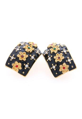1901 Jewelry black 1901 Jewelry Crista Clip 19910AC37NWGID_1