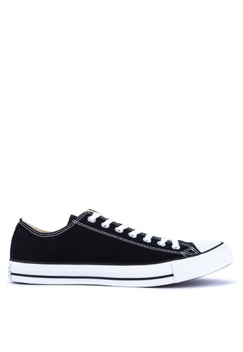 Converse black Chuck Taylor Core Low Top Sneakers 8ED5CSHB016A2DGS_1
