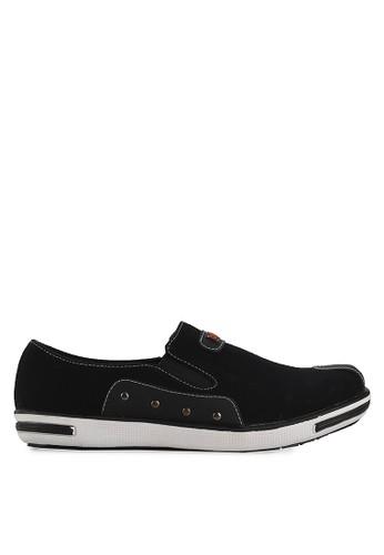 CATCHEER black Fonda Sneakers CA976SH39KTGID_1
