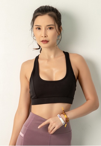 HAPPY FRIDAYS High Breathable Sports Bra DK-WX05 CB301AA424A529GS_1