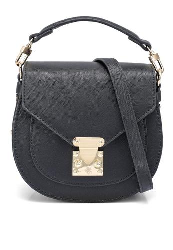 Swiss Polo black Casual Sling Bag 842D1AC4CD6F75GS_1