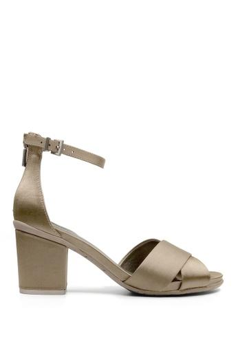 Kenneth Cole New York pink REED FOREVER - Ankle Strap Dress Sandal KE615SH0RHW0MY_1