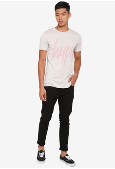 e652befa56 35% OFF Just Hype Scratch T-Shirt RM 174.55 NOW RM 112.90 Sizes S M