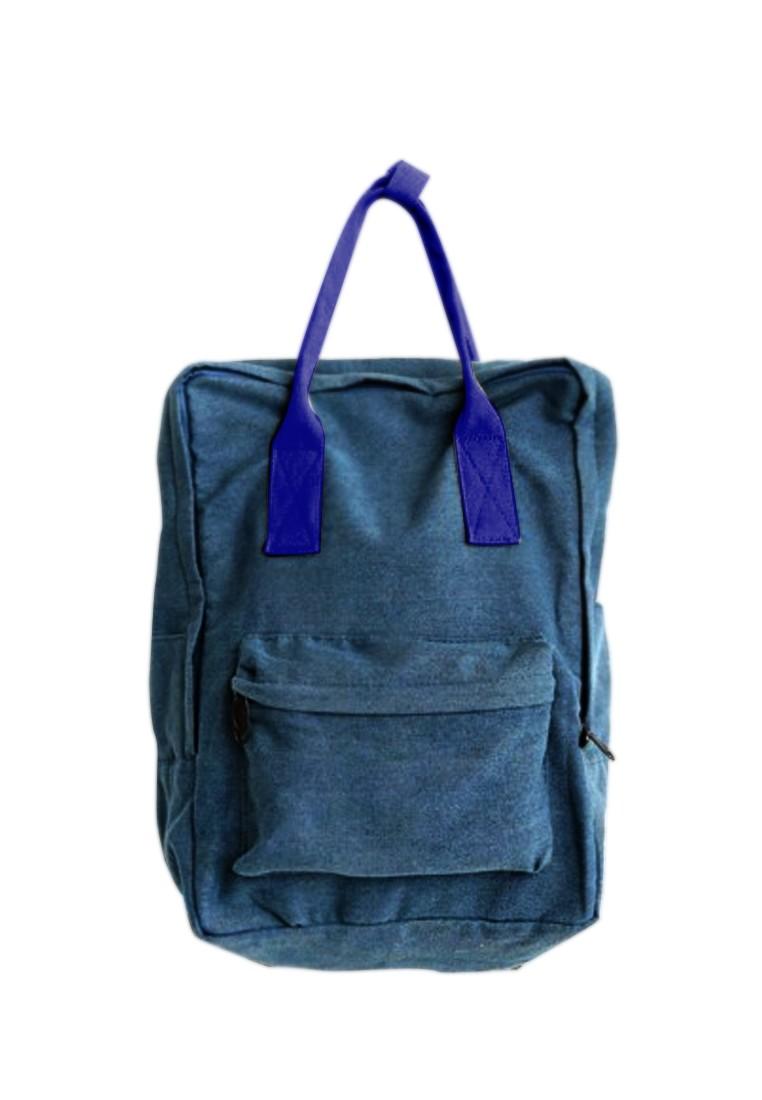 Carefree Denim 2-Way Bag