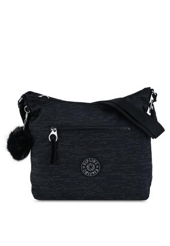 Kipling black Magdalena Sling Bag 889BDAC347F866GS_1