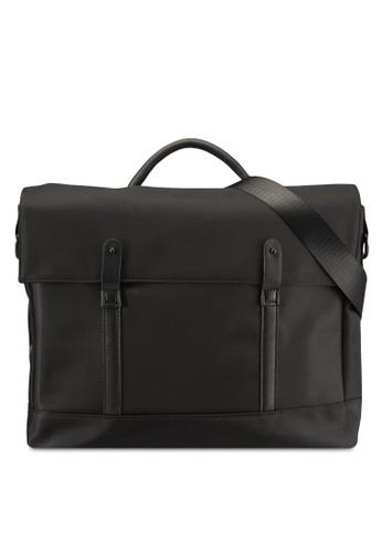 ZALORA black Slim Work Briefcase F7A9BACB30C914GS_1