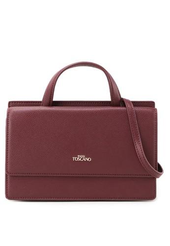 Tocco Toscano brown Casual Bag FDE67AC1B08983GS_1