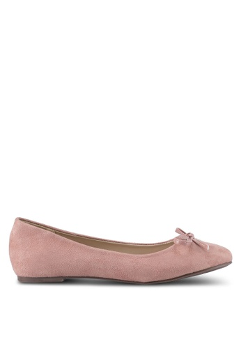Spiffy pink Casual Wear Flats SP352SH0SRXEMY_1
