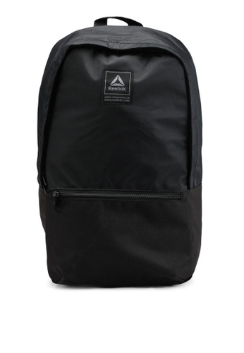 Reebok black Training Core Style Found Backpack 0D23DACBE99A72GS_1