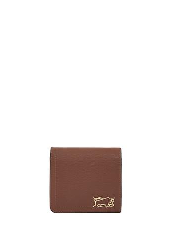 Braun Buffel brown Thonet 2 Fold Centre Flap Wallet CF502AC8EF1B28GS_1