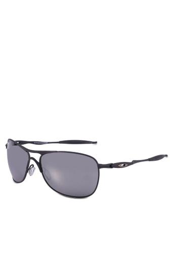 Oakley black Metal Man OO4060 Sunglasses 8E9BDGLC2396D0GS_1