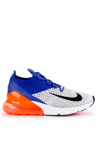 Nike multi Nike Air Max 270 Flyknit Shoes F38F2SH08164D7GS_1