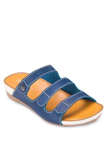 一字帶厚底涼鞋, 女鞋zalora 心得, 涼鞋