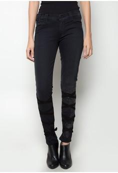 Roxanne Bondage Jeans