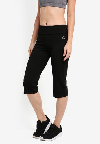AVIVA black Capri Pants C6394AA276CB93GS_1