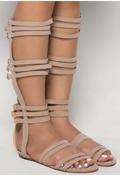 Valerie Gladiator Sandals