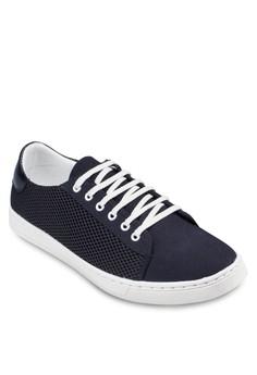 Mesh Side Sneakers