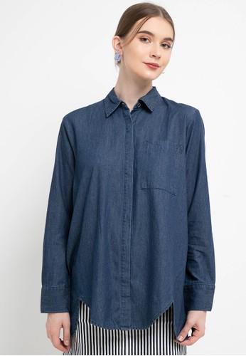 Lois Jeans blue Denim Shirt KC732D A1581AA57EA13BGS_1