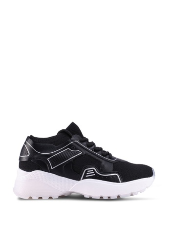 nose black Fashion Sneakers E735FSH8F9C13EGS_1