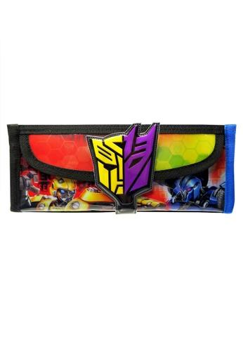Transformers black Transformers TF6 Square Pencil Bag With Pocket 8F506KC4F1D7A9GS_1