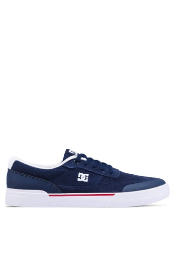 DC Shoes navy Switch Plus Shoes 39B64SH719A50FGS_1