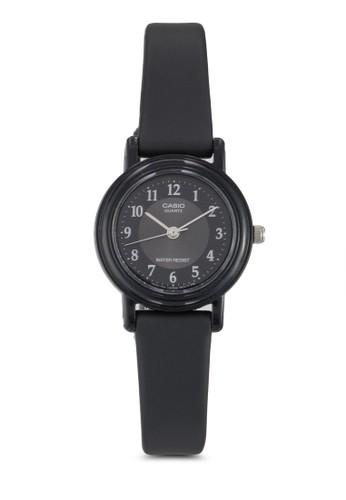 Casio 簡約女性手錶, 錶類, 飾品配esprit home 台灣件