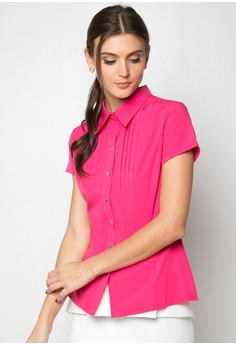 Blouse Short Sleeves
