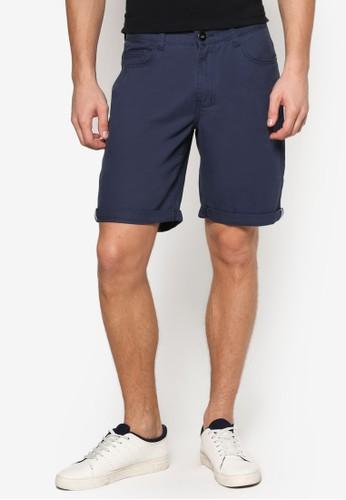 簡約修身短褲, 服飾esprit hk store, 短褲